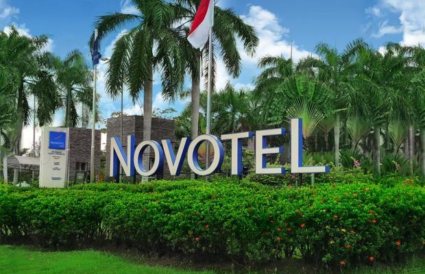 фотографии Novotel Palembang Hotel & Residence изображение №4