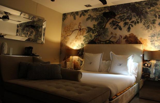 фотографии отеля Abalu Hotel изображение №11