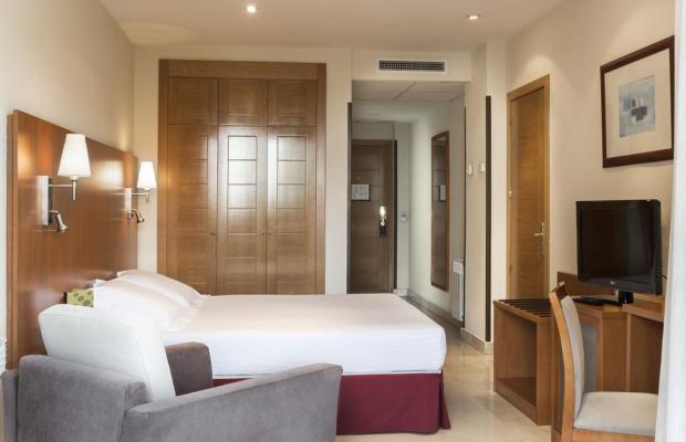 фотографии отеля Exe Gran Hotel Almenar изображение №11