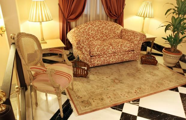 фото отеля Sercotel Gran Hotel Conde Duque изображение №33