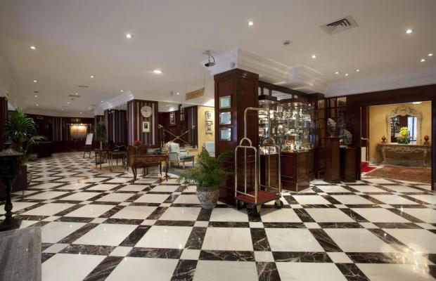 фотографии отеля Sercotel Gran Hotel Conde Duque изображение №27