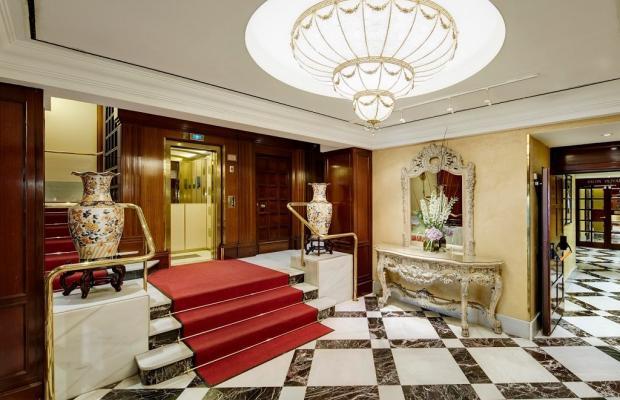 фото Sercotel Gran Hotel Conde Duque изображение №2