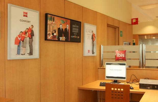 фото Ibis Madrid Alcala de Henares La Garena изображение №14