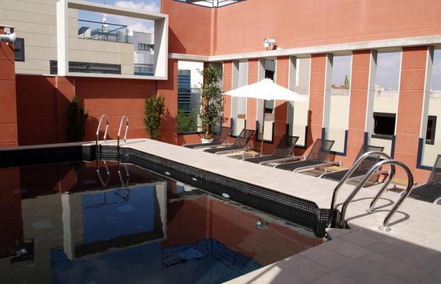 фотографии отеля Eco Alcala Suites изображение №27
