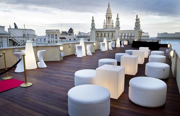 фото отеля Tryp Madrid Cibeles изображение №9