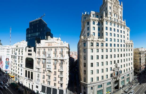 фотографии Tryp Madrid Gran Via изображение №56