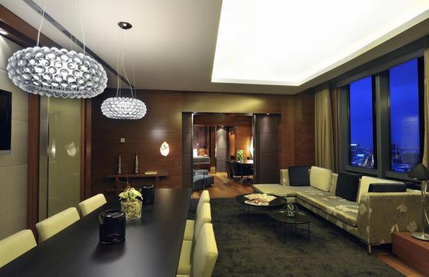 фотографии отеля Eurostars Madrid Tower изображение №35