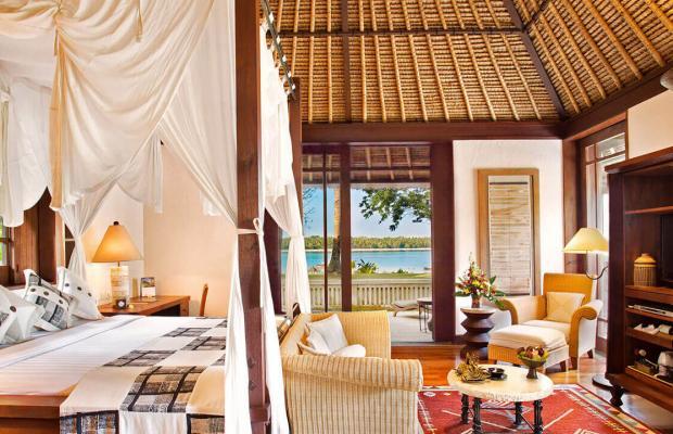 фотографии отеля The Oberoi Lombok изображение №3