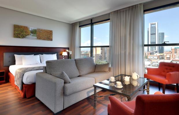 фотографии отеля Hotel Via Castellana (ex. Abba Castilla Plaza) изображение №15
