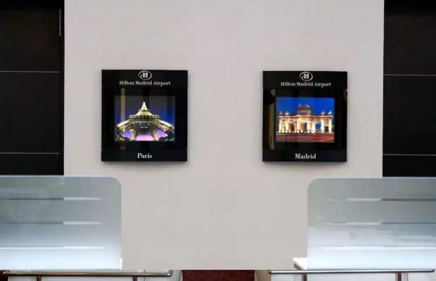 фото Hilton Madrid Airport изображение №50