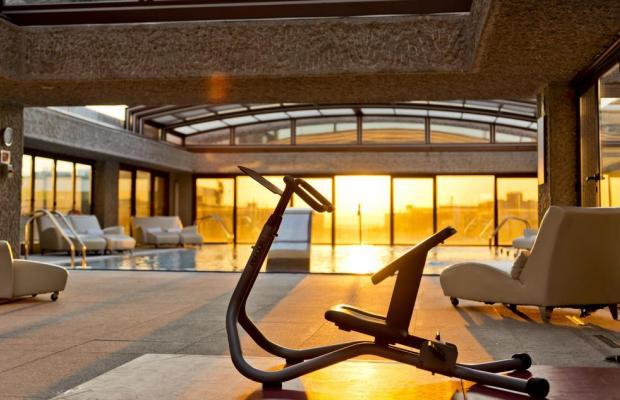 фотографии отеля Hilton Madrid Airport изображение №11