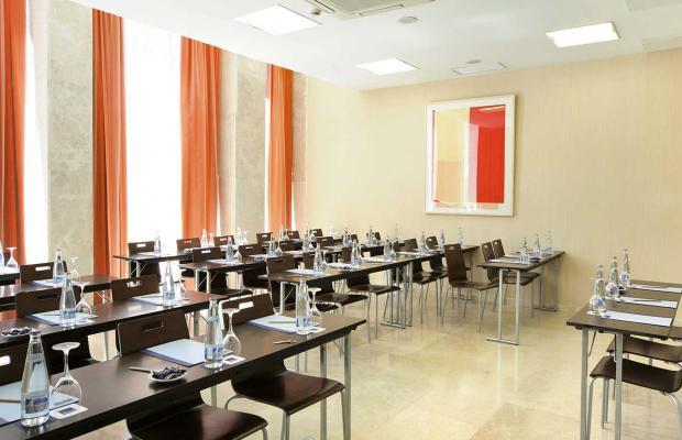 фотографии отеля Occidental Madrid Este (ex. Barcelo Torre Arias) изображение №19