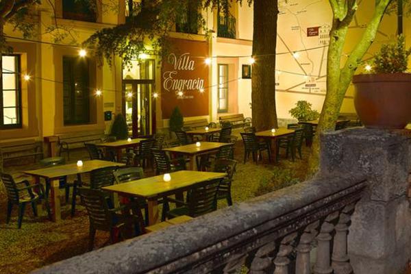 фотографии отеля Villa Engracia изображение №3