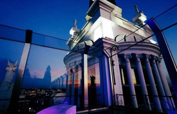 фотографии отеля ME Madrid Reina Victoria изображение №27