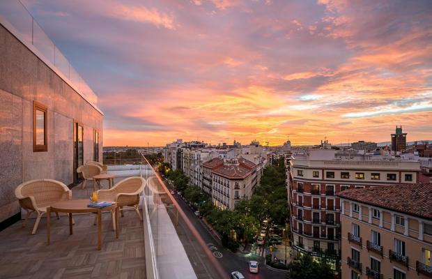 фотографии отеля H10 Puerta de Alcala (ex. Hotel NH Madrid Puerta de Alcala) изображение №11