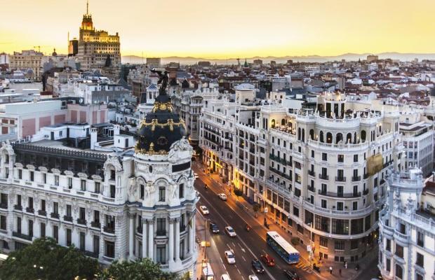 фотографии Radisson Blu Madrid Prado изображение №4