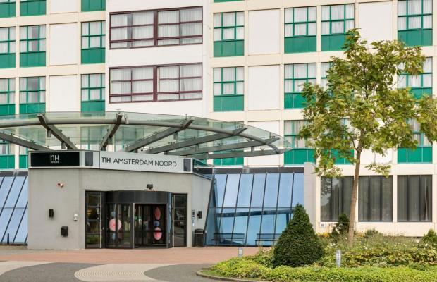 фото отеля NH Amsterdam Noord (ex. NH Galaxy) изображение №1