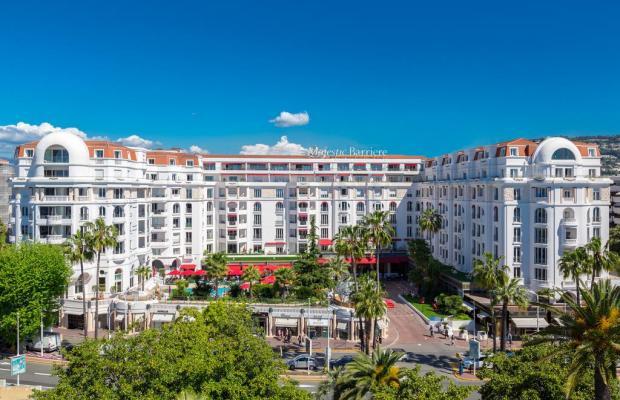 фото отеля Hôtel Barrière Le Majestic изображение №9