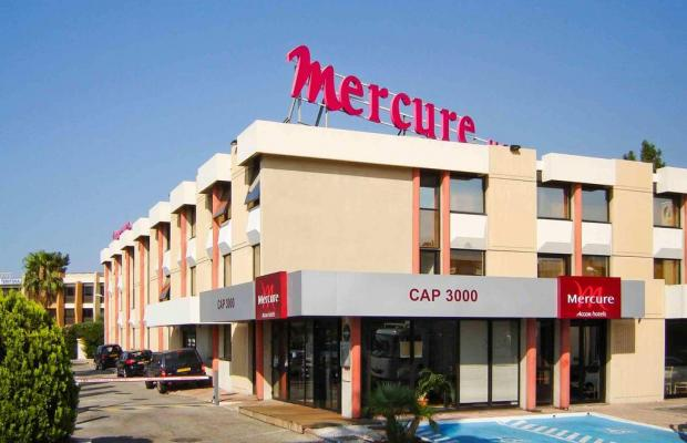фото отеля Mercure Nice Cap 3000 Aeroport изображение №1