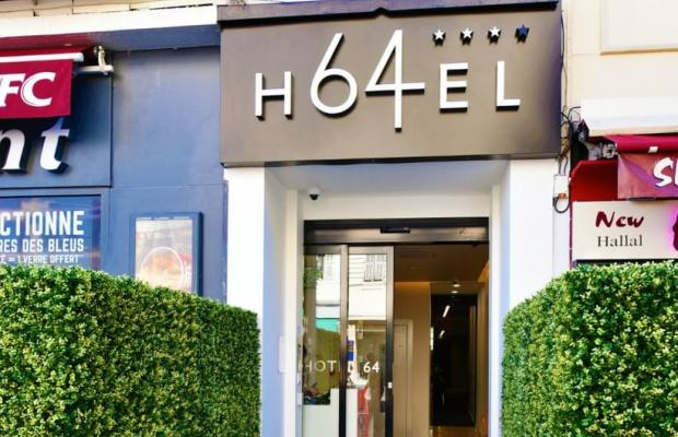 фото отеля Hotel 64 Nice изображение №1