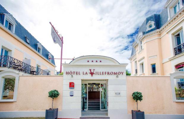фотографии отеля La Villefromoy изображение №11