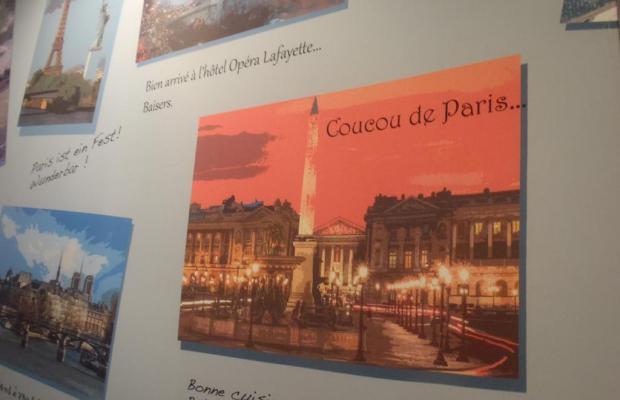 фотографии отеля Opera Lafayette изображение №7