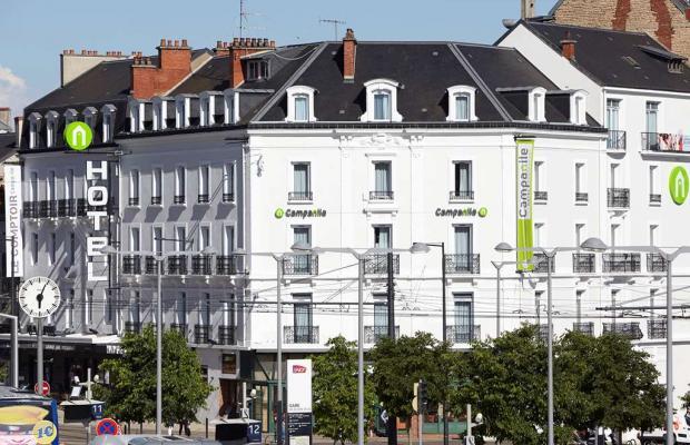 фото отеля Campanile Dijon Centre - Gare изображение №1