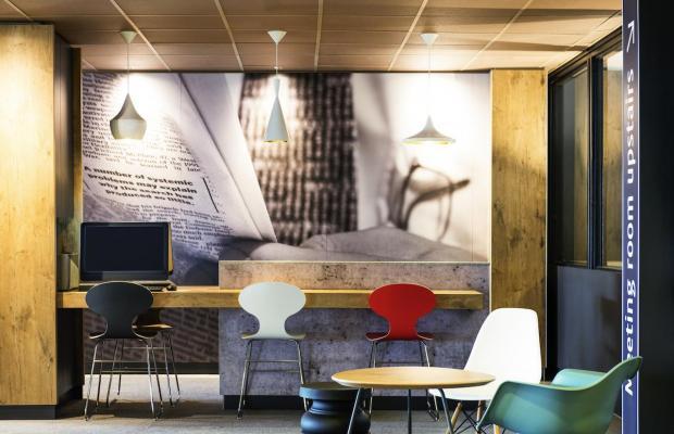 фотографии отеля Ibis Schiphol Amsterdam Airport изображение №43