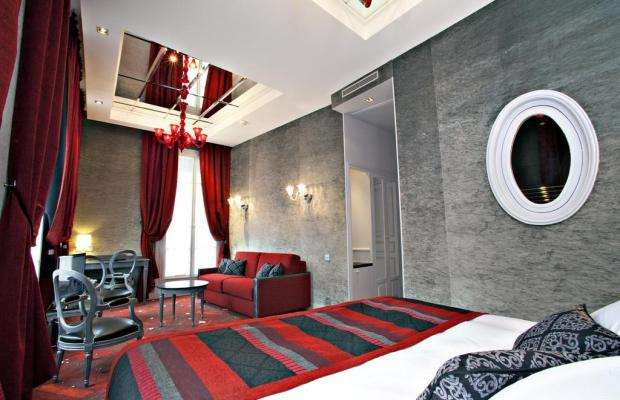 фото Maison Albar Hotel Paris Champs-Elysees (ex. Maison Albar Champs-Elysees Mac Mahon) изображение №22