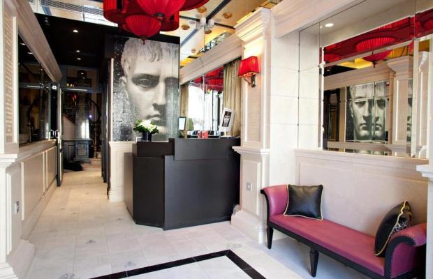 фото отеля Maison Albar Hotel Paris Champs-Elysees (ex. Maison Albar Champs-Elysees Mac Mahon) изображение №17