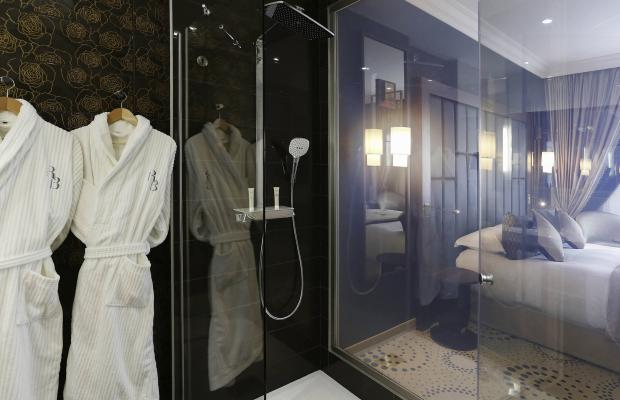 фотографии отеля Le Regina Biarritz Hotel & Spa MGallery by Sofitel (ex. Mercure Thalassa Regina & du Golf) изображение №23