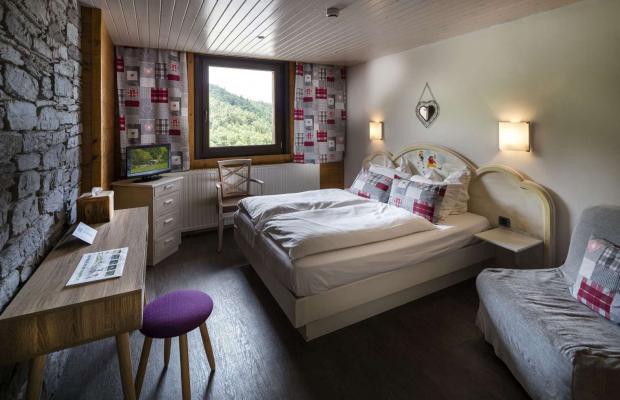 фотографии отеля Chalet Hotel Le Collet изображение №19