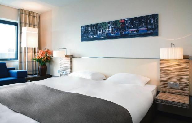 фотографии Movenpick Hotel Amsterdam City Centre изображение №56