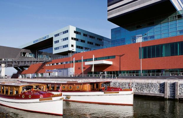 фотографии отеля Movenpick Hotel Amsterdam City Centre изображение №23