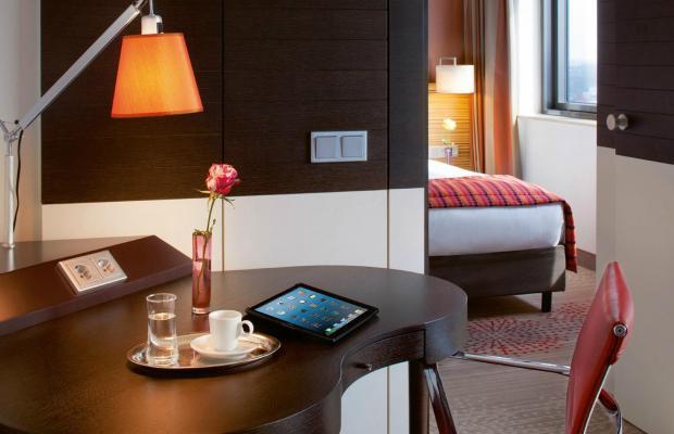 фотографии отеля Movenpick Hotel Amsterdam City Centre изображение №19