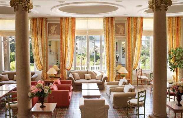 фотографии отеля Grand Hotel des Leсques изображение №7