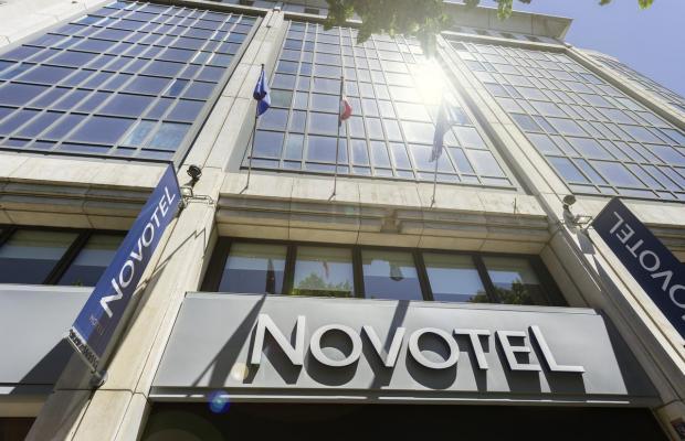 фото Novotel Marseille Centre Prado (ex. Holiday Inn Marseille Avenue Du Prado) изображение №10