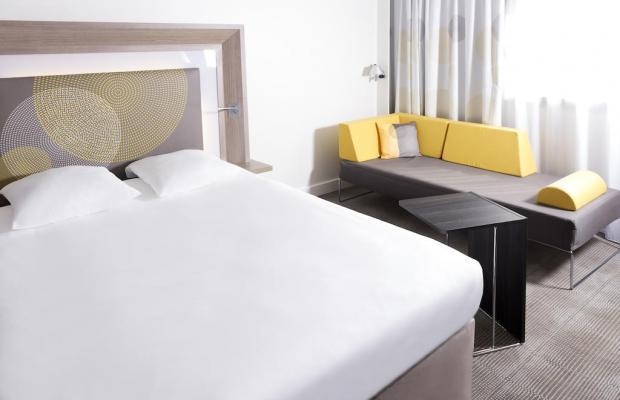 фото Novotel Marseille Centre Prado (ex. Holiday Inn Marseille Avenue Du Prado) изображение №2
