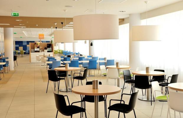 фотографии отеля Holiday Inn Express Amsterdam - Arena Towers изображение №23