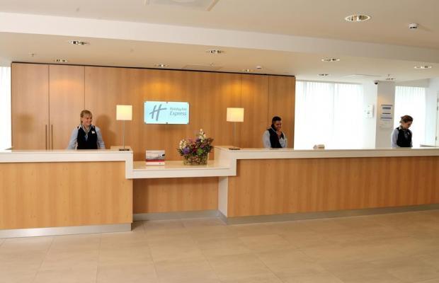 фото Holiday Inn Express Amsterdam - Arena Towers изображение №10