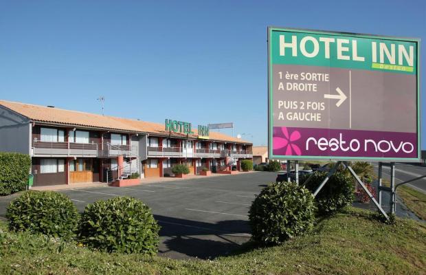 фотографии отеля Hotel Inn Design Resto Novo La Rochelle (ex. Campanile La Rochelle Est) изображение №23