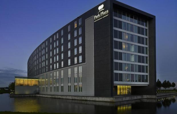фото Park Plaza Amsterdam Airport (ex.Holiday Inn Amsterdam Schiphol) изображение №6
