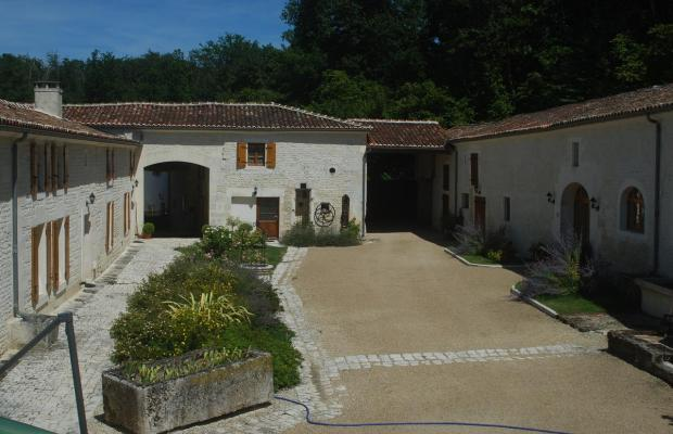 фото отеля Relais du Silence Le Relais de Saint Preuil изображение №9