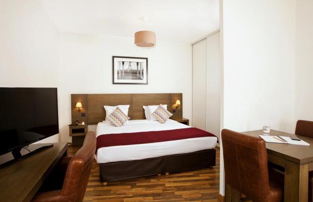 фотографии отеля Residhome Appart Hotel Asnières изображение №3
