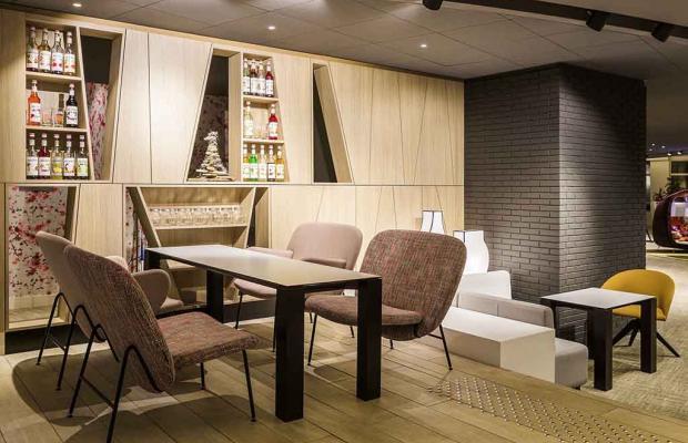 фотографии отеля Novotel Resort & Spa Biarritz Anglet изображение №11