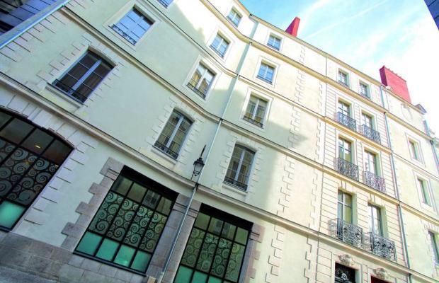 фотографии отеля Appart'City Confort Nantes Centre (ех. Park & Suites Elegance Nantes Carre Bouffay) изображение №3