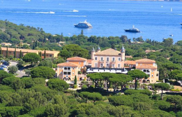 фото Chateau de la Messardiere изображение №2