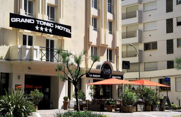 фото отеля Grand Tonic Biarritz изображение №1
