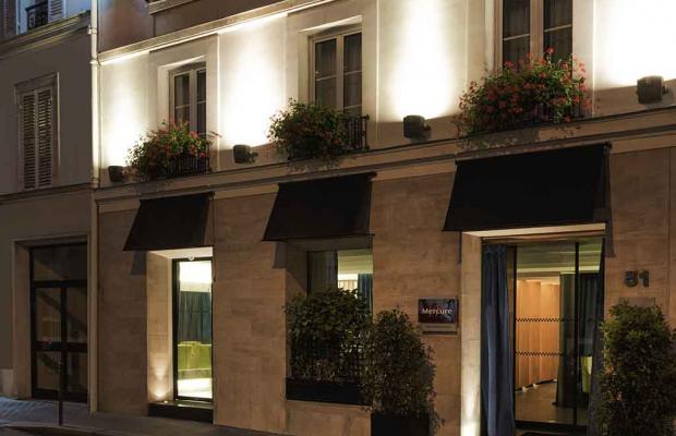 фото отеля Mercure Paris Champs Elysees изображение №33