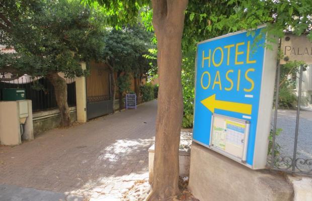 фотографии отеля Hotel Oasis изображение №3